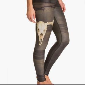Teeki High Rise Deer Medicine Hot Pants Legging